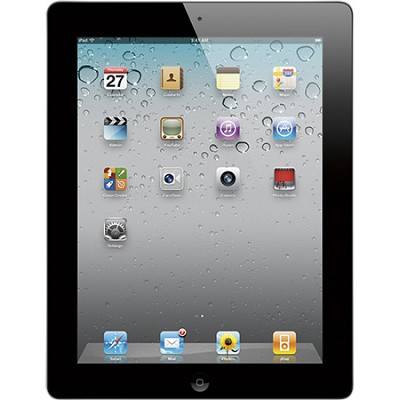 iPad 2 16GB Wi-Fi Black 769LL/A Refurbished