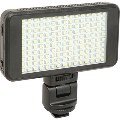 Ultra-Slim LED Light Series With Battery, Charger, Diffuser & Mount