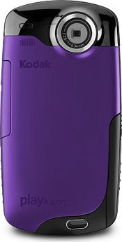 PlaySport / Zx3 HD Digital Video Camera - Purple