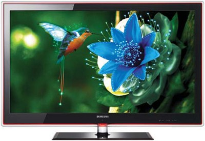 UN40B7000 - 40 inch LED High-definition 1080p 120Hz LCD TV - REFURBISHED