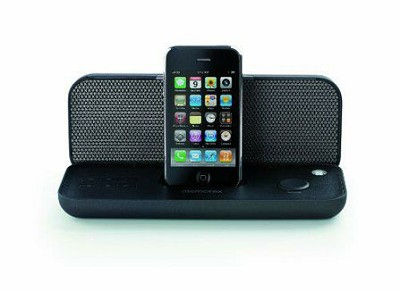 MI3602P PurePlay Portable Speaker for iPod and iPhone (Black)