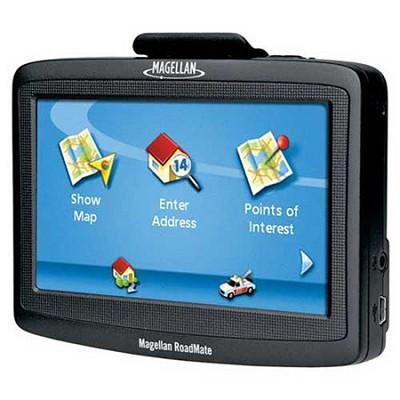 RoadMate 1430 Portable Car GPS Navigation System