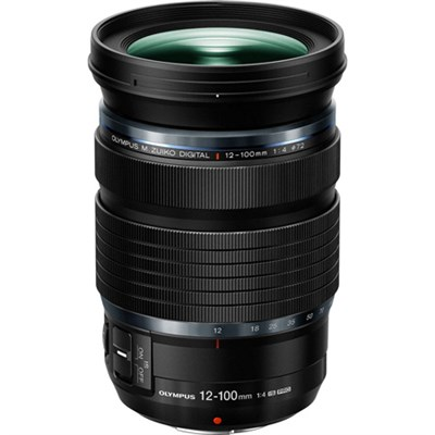 M.Zuiko Digital ED Weatherproof 12-100mm F4.0 IS PRO Lens