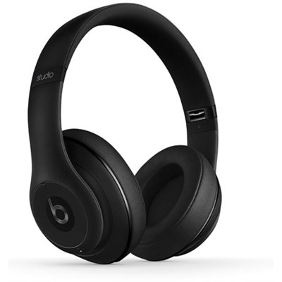 Studio 2.0 Wired Over-Ear Headphone (Matte Black) - MHAE2AM/A - OPEN BOX