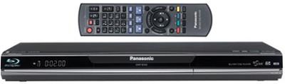 DMP-BD60K - High-definition Blu-ray Disc Player  **OPEN BOX**
