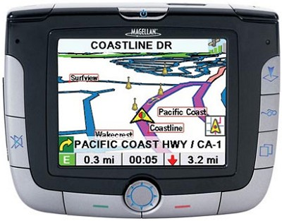 Roadmate 3050T Portable Car GPS Navigation System w/ TrafficKit