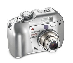 C-5000 ZOOM Digital Camera - Refurbished