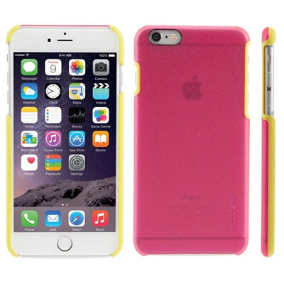 Halo Snap Case for iPhone 6 Plus - Pink