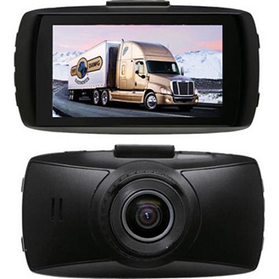 HD Platinum Dash Cam - Black