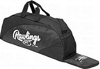 Playmaker Youth Player Bag (Black)