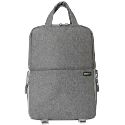 Photo and Video Backpack for Mirrorless and DSLR Cameras and Drones (Grey)