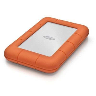 Rugged Mini USB 3.0 7200RPM 500GB External Hard Drive - LAC301556