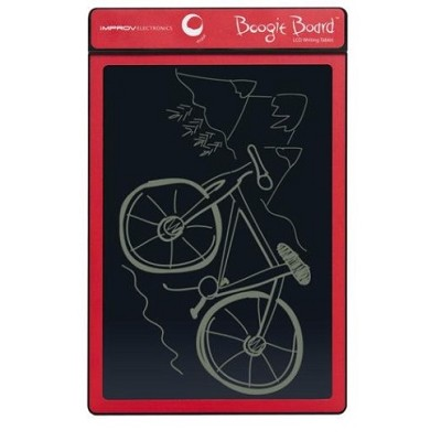 8.5-Inch LCD Writing Tablet, Red