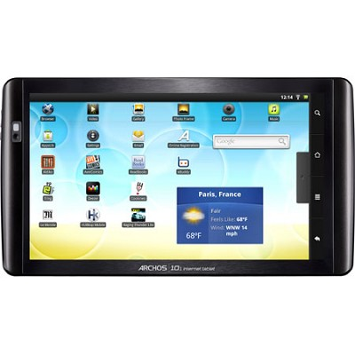 101 8 GB Internet Tablet with Android