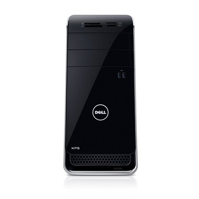 XPS 8700 Desktop Computer - Intel Core i7-4790 3.60 GHz - Mini-tower - Black