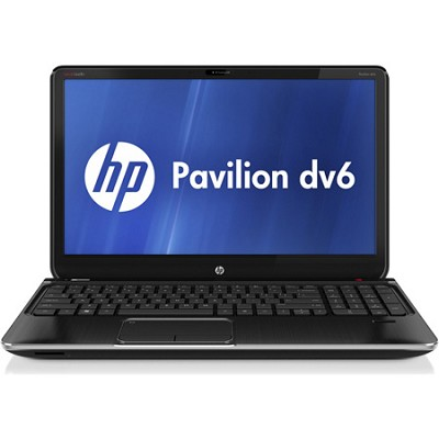 Pavilion 15.6` dv6-7010us Notebook PC - AMD Quad-Core A8-4500M Accelerated Proc.