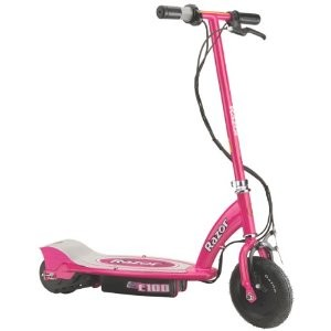 E100 Electric Scooter - Pink - 13111261 - OPEN BOX