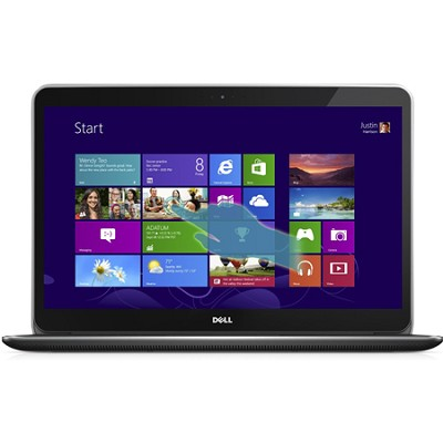 XPS 15 15.6` Touchscreen QHD+ XPS15-8949sLV Notebook PC -Core i7-4712HQ