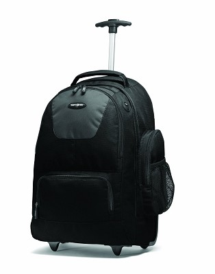 Unisex - Adult Samsonite Wheeled Backpack w/ 3 year warranty