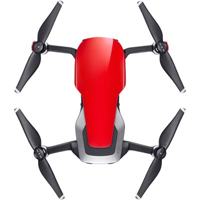 Mavic Air Quadcopter Drone - Flame Red