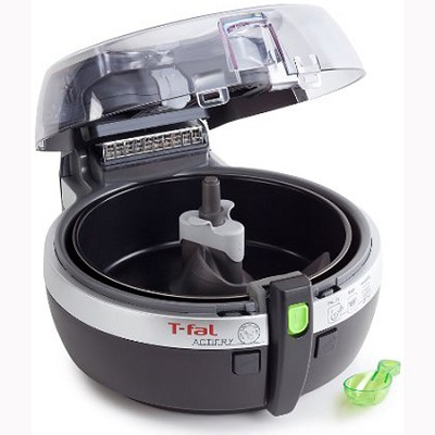 ActiFry Low-Fat Healthy Dishwasher Safe Multi-Cooker, Black (FZ700251)