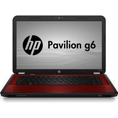 Pavilion 15.6` G6-1A65US Notebook PC Intel Pentium Processor P6200