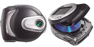 DCR-DVD7 Handycam DVD Camcorder