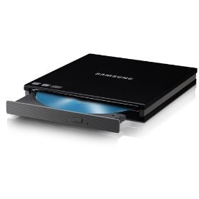 SE-S084B/RSBN TruDirect Tray-load External Slim DVD Drive