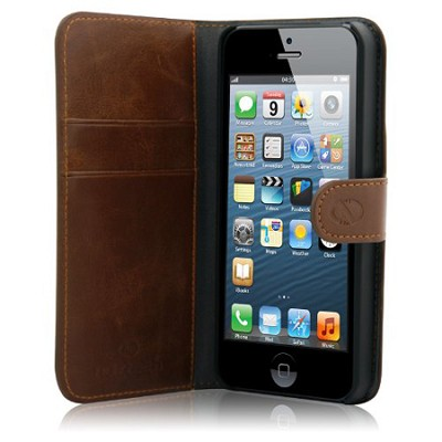 Klass Case for iPhone 5/5S - Brown