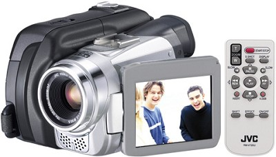 GR-DF430US Mini-DV Digital Video Camcorder