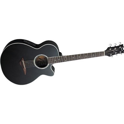 Performer Electric-Acoustic Guitar - Classic Black