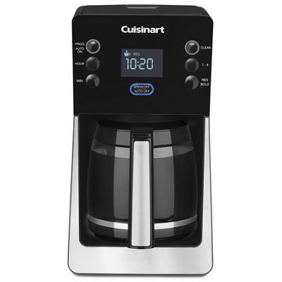 DCC-2800 Perfec Temp 14-Cup Programmable Coffeemaker, Black