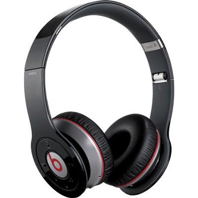 Wireless Bluetooth On-Ear Headphones (Black) - OPEN BOX