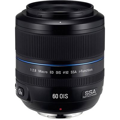 NX 60mm f/2.8 Macro ED OIS SSA Camera Lens - OPEN BOX