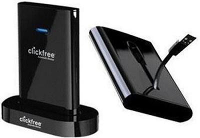 320GB C2N Home Backup with Cradle - 327NCR