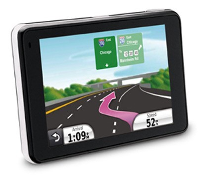 Nuvi 3750 Enhanced 4.3-Inch Portable GPS Navigator