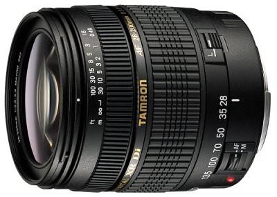 AF 28-200mm F/3.8-5.6 XR Di Aspherical (IF) Macro Zoom Lens f/ Canon AF-D