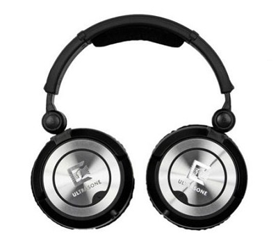 PRO 900 S-Logic Surround Sound Professional Headphones - Black Open Box