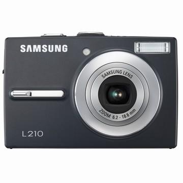 L210 10MP 2.5` LCD Digital Camera (Black)