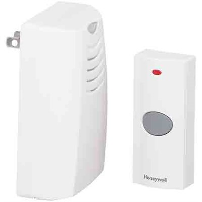 Plug-in Wireless Door Chime and Push Button (RCWL105A1003/N)