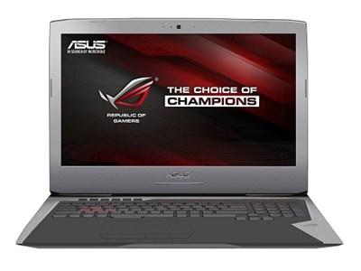 ROG G752VT-DH72 17-Inch Intel Core i7-6700HQ Gaming Laptop