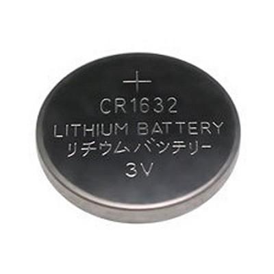 3 Volt Lithium Button Cell Watch Battery ECR1632BP (CR1632)