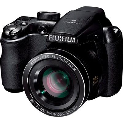 FinePix S3200 14 MP 24x Super Wide Angle Zoom Digital Camera 3.0 LCD