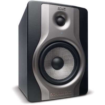 BX5 Carbon Compact Studio Monitors for Music Production and Mixing