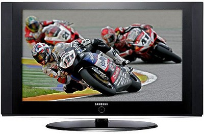 LN-S4042H - 40` High-definition LCD TV