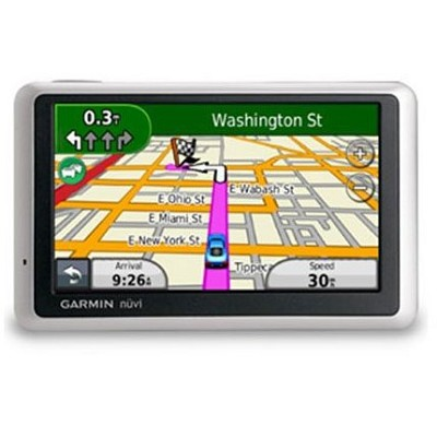 nuvi 1350T North America City Navigator GPS with nuMaps Lifetime Card Included