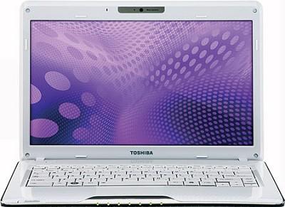Satellite T135-S1300WH 13.3` Notebook PC - Nova White