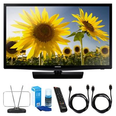 28` 720p HD Slim LED TV-UN28H4500 w/ TV Cut the Cord Bundle