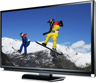 40RF350U - REGZA 40` High-definition 1080p LCD TV w/ Super Narrow Bezel