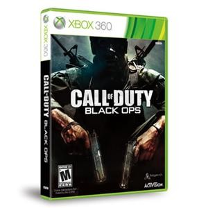 Call of Duty: Black Ops for X BOX 360